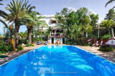 Villa with swimming pool in Taormina Trappitello