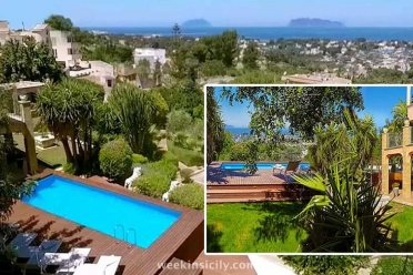 Villa Bellavista Marsala Trapani  8/10 Guests  5 Bedrooms  5 Bathrooms
