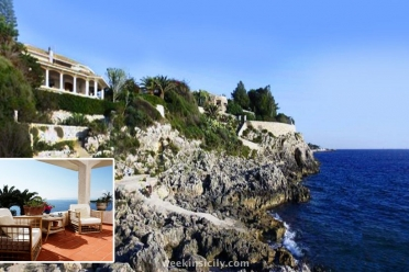 "Siracusa, Seaside Villa del ""Plemmirio""  10 Guests  5 Bedrooms  4 Bathrooms"
