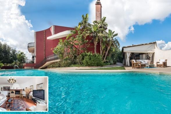 Villa for Rent in Mazara del Vallo, Piscina Giardino
