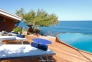 Villa La Scogliera Aspra Bagreria PA  6/2 Guests  3 Bedrooms  2 Bathrooms