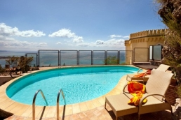 """The view of Taormina"" Villa Super Panoramica  in Taormina"