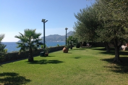 Villa Greta for rent in Letojanni Taormina Garden