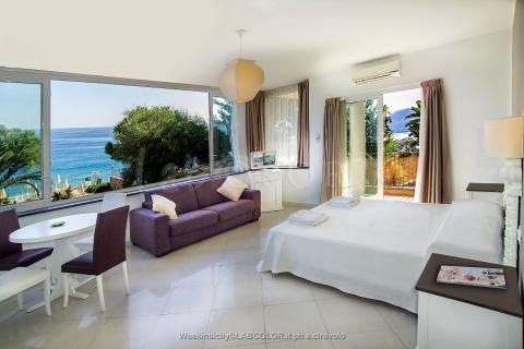 Appartamento in affitto - Bianco Mare Studio Taormina mare