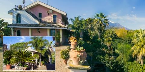 Villa in Affitto a S. Venerina CT, Villa Gloria